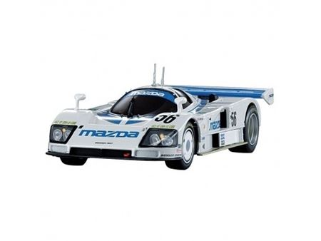 Immagine di Kyosho - MAZDA 787 No.56 Le Mans 1991 (dnano Auto Scale Collection 1:43)