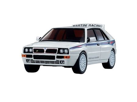 Immagine di Kyosho - LANCIA DELTA HF Integrale 6 (dnano Auto Scale Collection 1:43)