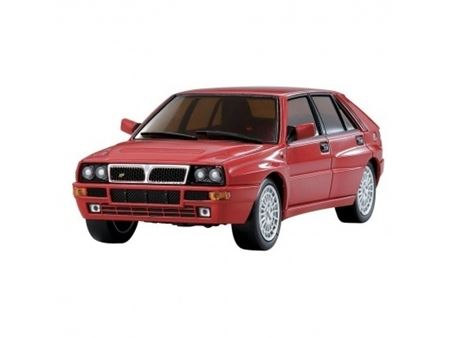 Immagine di Kyosho - LANCIA DELTA HF (dnano Auto Scale Collection 1:43)