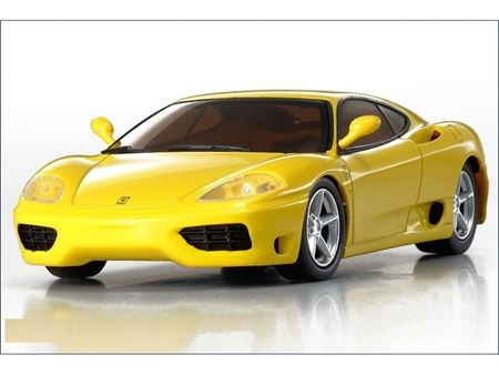 Immagine di Kyosho - Ferrari 360 Modena (dnano Auto Scale Collection 1:43)