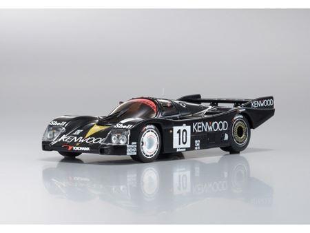 Immagine di Kyosho - PORSCHE 962 C LH No.10 Le Mans 1986 (dnano Auto Scale Collection 1:43)