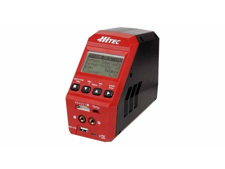 Immagine di HITEC - MULTI CHARGER X1 Red 60W 12-240V