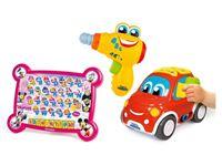 Immagine per la categoria Giochi prima infanzia e Peluche