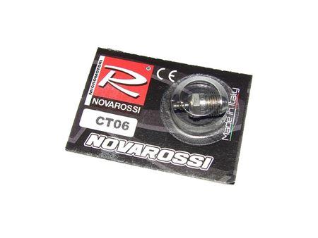 """Immagine di NOVAROSSI -Candela Conica Turbo """"On-Road"""" - CT6"""