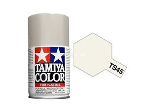 Immagine di Tamiya -TS45 Smalto spray TS-45 Pearl White 100 ml