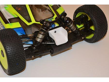 Immagine di Airflow- Alettone anteriore (ala anteriore) per HOT BODIES D817 AF0502
