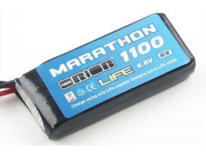 Immagine di ORI12255 MARATHON LIFE STANDARD RX PACK 1100 30C 6.6V (UNI PLUG)