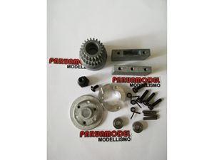 Immagine di ANSMANN RACING Kit  frizione e supporto motore