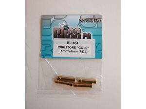 Immagine di BlissRC -  Riduttore GOLD 5mm>4mm (pezzi 4)