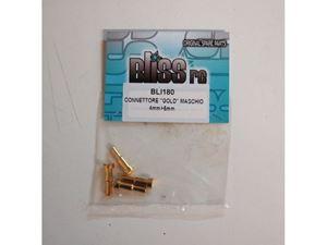 Immagine di BlissRC -  Riduttore GOLD 4mm>5mm (pezzi 4)