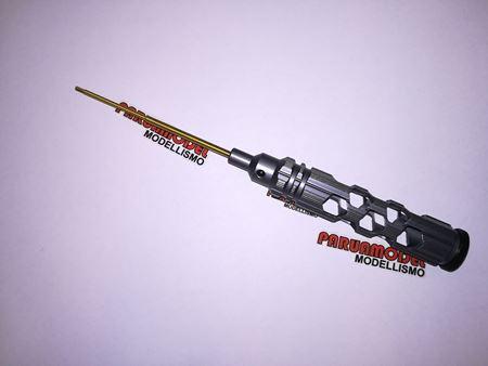 Immagine di BlissRC- Chiave esagonale in Titanio Alleggerita 1.5x 180 mm