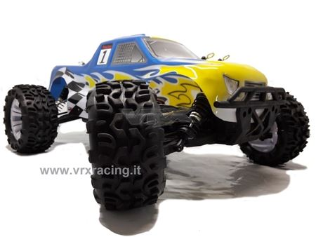 Immagine di VRX-Monster Truck 1:10 SWORD elettrico RC-550 Turbo speed Nuova Radio 2.4ghz RTR 4WD