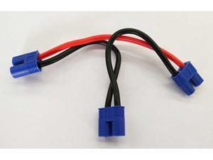 Immagine di Cavo Y 100mm 14AWG connettori EC3 serie