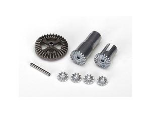 Immagine di Traxxas - Larax Set  Ingranaggi Differenziale in Metallo