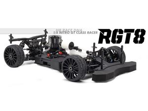 Immagine di Hot Bodies Racing RGT8 GT Rally Game Race Kit 1:8