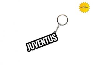 Immagine di JUVENTUS KEY HOLDER PORTACHIVI SCRITTA JUVENTUS