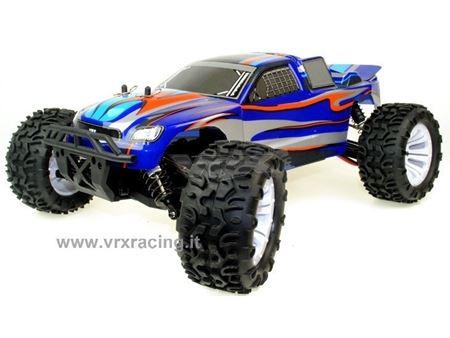 Immagine di BLX10 Truggy Motore elettrico Brushless Radio 2.4ghz 1:10 4WD RTR VRX RH1013T