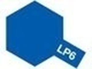 Immagine di Tamiya lacquer Paint LP-6 Pure blue