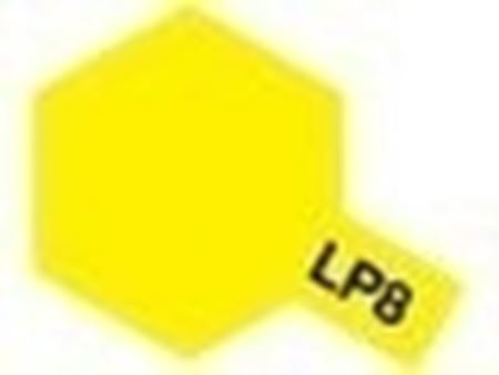 Immagine di Tamiya lacquer Paint LP-8 Pure yellow