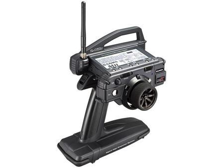 Immagine di Sanwa Radiocomando M11X – Sistema digitale a 2,4 Ghz FHSS3 +  Recevente RX-482