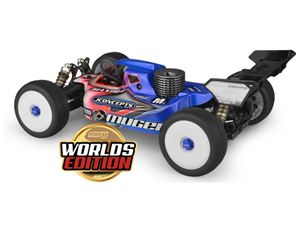 Immagine di MBX8 Worlds Edition  1/8 Off-Road RC Competition Nitro Buggy Kit (E2025)