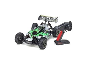 Immagine di Kyosho- Inferno Neo 3.0VE 1:8 RC Brushless EP Readyset - T1 Verde Fluo Novità