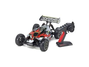 Immagine di Kyosho- Inferno Neo 3.0VE 1:8 RC Brushless EP Readyset - T2 Rosso Novità