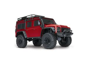 Immagine di Traxxas- TRX-4 LAND ROVER DEFENDER TRAIL CRAWLER
