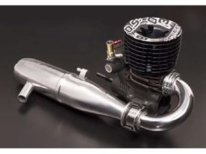 Immagine di Motore-OS SPEED B2103 TYPE-R 3,5cc BUGGY 5T CL Incluso Marmitta Efra 2155