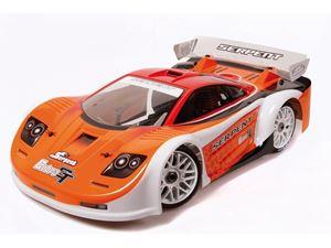 Immagine di Serpent Cobra GT RTR GP 1/8 4wd Con Motore Novarossi cambio a 2 velocità