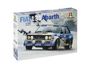 Immagine di Italeri -FIAT 131 Abarth Rally (Kit di Montaggio) 3662 - Scala 1 : 24