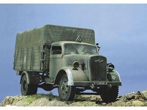 Immagine di Italeri -  camion medio Opel Blitz  (Kit di Montaggio) 0216 - Scala 1 : 35