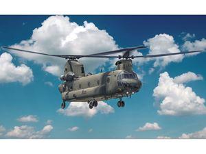 Immagine di Italeri -CHINOOK HC.2 CH-47F (Kit di Montaggio) 2779 - Scala 1 : 48