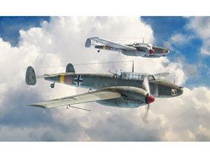 Immagine di Italeri -Bf 110 C/D (Kit di Montaggio) 2794 - Scala 1 : 48