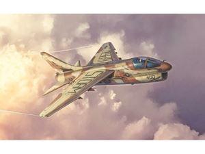 Immagine di Italeri -A-7E CORSAIR II (Kit di Montaggio) 2797 - Scala 1 : 48