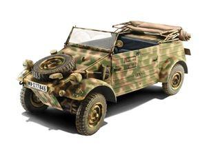 Immagine di Italeri Kdf. 1 Typ 82 Kübelwagen (Kit di Montaggio)7405 - Scala 1 : 972