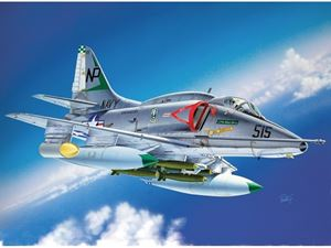 Immagine di Italeri A - 4 E/F/G SKYHAWK (Kit di Montaggio)2671 - Scala 1 : 48