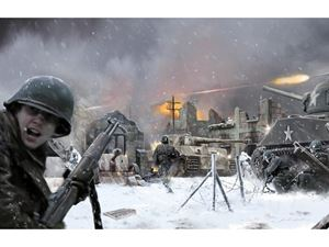Immagine di Italeri BASTOGNE December 1944 - BATTLE SET (Kit di Montaggio)6113 - Scala 1 : 72