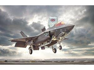 Immagine di Italeri F-35 B Lightning II STOVL version (Kit di Montaggio)1425 - Scala 1 : 722