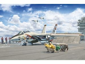 Immagine di Italeri F-14A TOMCAT (Kit di Montaggio)1414 - Scala 1 : 72