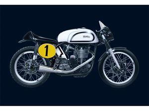 Immagine di Italeri NORTON MANX 500cc 1951 (Kit di Montaggio) -4602 - Scala 1 : 9