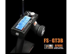 Immagine di Fly-Sky -Radiocomando TX GT3B CON DISPLAY 3CH (2,4G) Con Ricevente GT3B 3CH (2,4G)