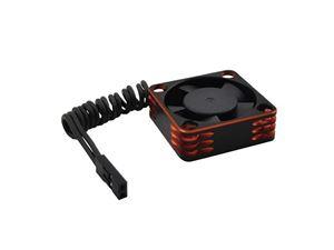 Immagine di Ventola in alluminio 30x30 per ESC e motore Orange