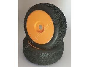 Immagine di BLISS SGRIGUA Sport Gomme incollate su cerchi per off-road 1/8