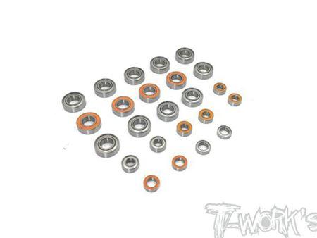Immagine di T-WORK'S- Kit cuscinetti ad alta Precisione per  MP10/MP9-TW-BBS-MP10