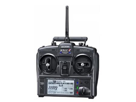 Immagine di SANWA - Radiocomando Super EXZES ZZ Next Innovation 101A32071A