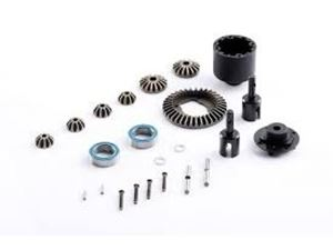 Immagine di LC RACING- EMB Differential Set/(2+4)Gear Per EMB-1 EMB-SC EMB-WRC EMB-MT EMB-DT EMB-T