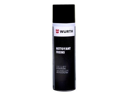 Immagine di WURTH Pulitore spray 500ml BLACK EDITION