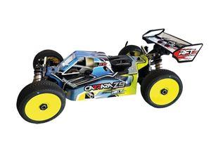 Immagine di CARRARA Z9BN Radiosistemi Nuovo Automodello CARRARA Z9 Kit Buggy Nitro 1/8