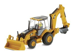 Immagine di Cat 450E Backhoe Loader 1/87